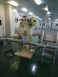 广州某食品厂设备回收现场